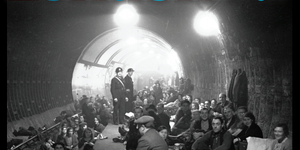 London At War: Events Through May