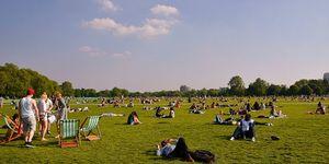 My London: Ashley James