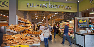Best New Food Shops: Whole Foods Market Fulham