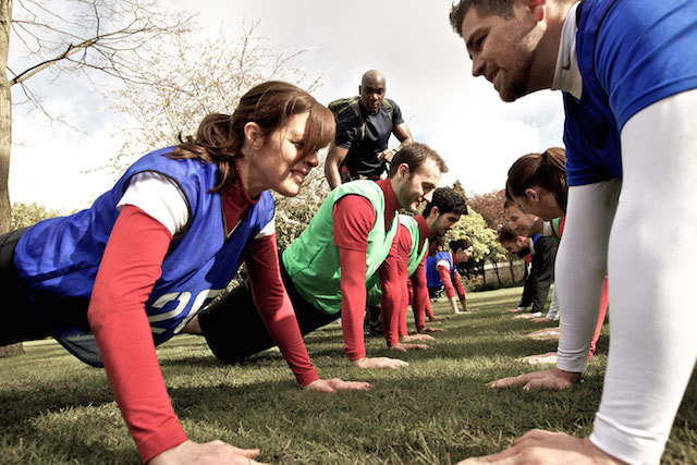 Win A Month's Worth of Fitness Classes With British Military Fitness