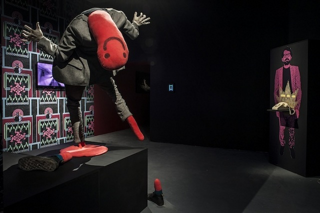 Emerging Artists Compete For The Catlin Art Prize