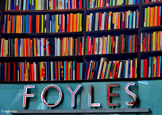 Michael Palin And Hilary Mantel Celebrate Foyles' New Store