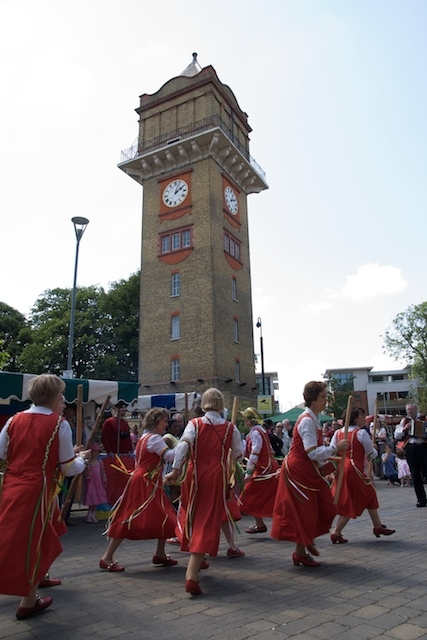 History, Family Fun And Even Fitness At Hither Green Festival