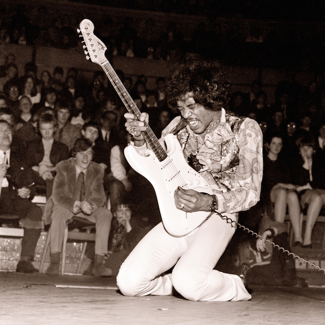 Jimi Hendrix © Colin  Neville Purvor
