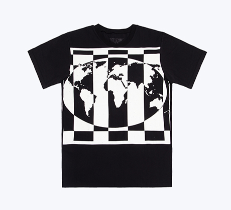 KEEP UP - WORLDWIDE T-SHIRT £40.00
