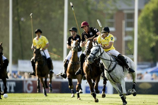Win Six Tickets To The Finals Of Polo In The Park 2014