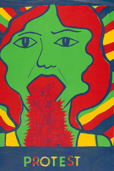 A World To Win: Posters Of Protest And Revolution At The V&A