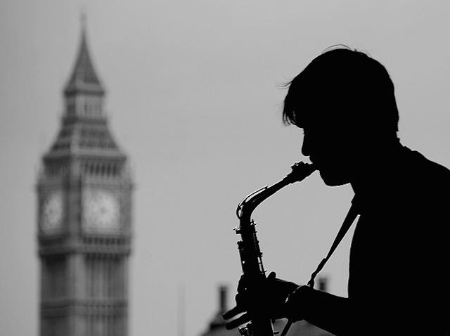 London blues by Pryere