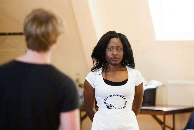 Susan Wokoma. Photo by Kwame Lestrade.
