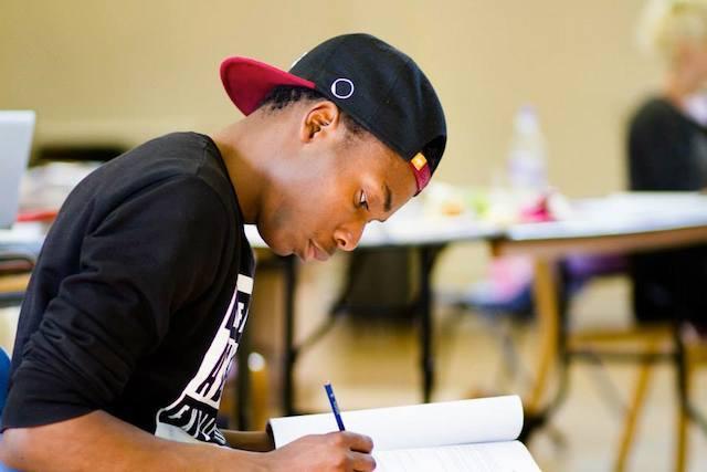 Ntonga Mwanza. Photo by Kwame Lestrade.