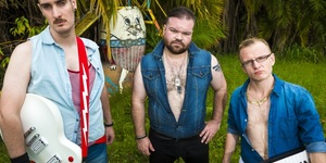 Comedy Rockers The Axis Of Awesome Head To Leicester Square
