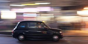 Black Cab Protest To Cause Gridlock In Central London