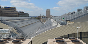 A Visit To The Roof Of Victoria Station