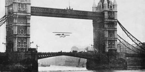 Tower Bridge: The Most Outrageous Stunts