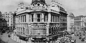 The Forgotten Great Theatres Of London