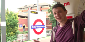 Video: Secrets Of The Metropolitan Line