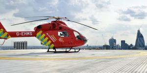 London's Air Ambulance Charity Abseil @ Royal London Hospital
