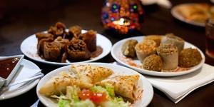 Vegetarian London: Mosob Restaurant Review