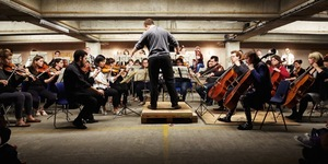 Concerts In A Car Park, Peckham Style