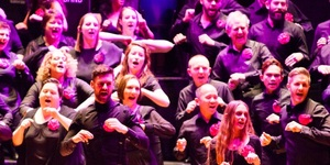 UK's Top LGBT Choir Brings Harmony To Hackney
