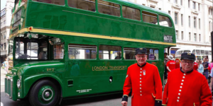 Photo Gallery: Regent Street Bus Cavalcade