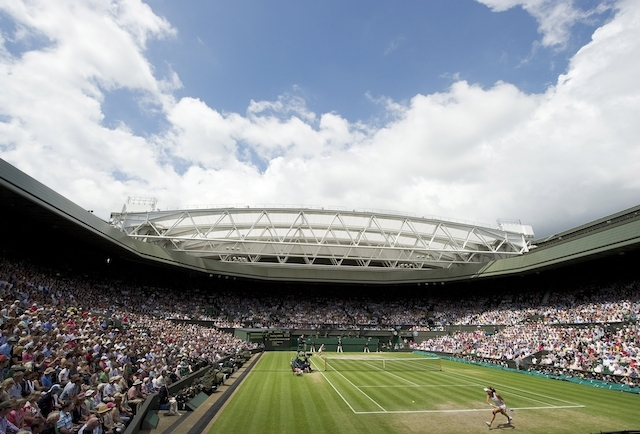 Wimbledon Mad? Win A Signed Piece Of British Tennis