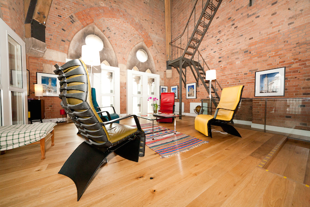 Inside The St Pancras Clock Tower And Peter S Stylish Apartments