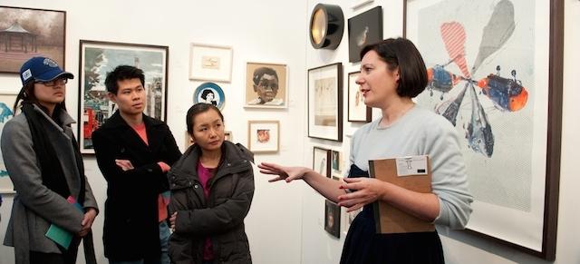 Three Major Art Fairs Start  In London Next Week