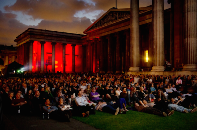 Ticket Alert: Watch Sci-Fi Films At The British Museum