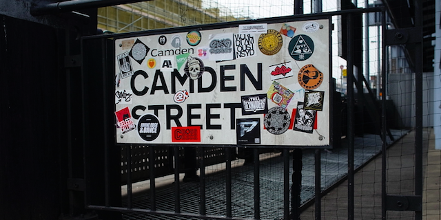 Only in Camden...Image:  crugg - carugg.tumblr.com
