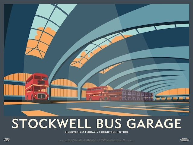 New Prints Show London's Brutalist Icons