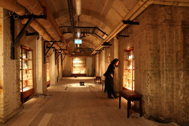 Amy Sharrocks, Museum of Water. Image courtesy of Somerset House