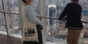 Capture The Londonist Logo In The Wild