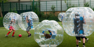 Where To Play Bubble Football In London