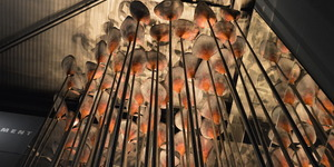 Relive The Olympics As London 2012 Cauldron Goes On Display