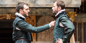 Julius Caesar Conquers At The Globe