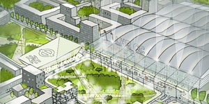 Architects Reveal Heathrow City Designs