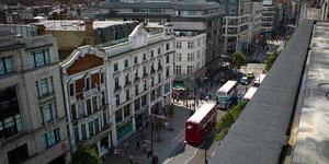 Oxford Street Air Pollution Levels 'Highest In The World'