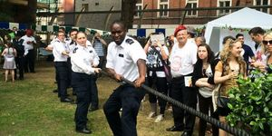 New Police Recruits Need To Have London Links