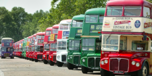 Celebrate 60 Years Of The Routemaster This Weekend