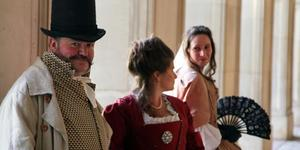 Gossip, Smut And Debauchery At Hampton Court Palace