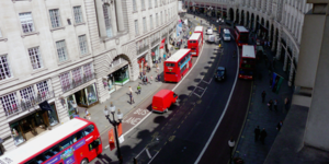 Regent Street Goes Traffic-Free For Summer Streets Festival