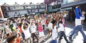 Dance Nations Dalston: Carnival Spirit And Local Talent