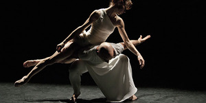 Poetry In Motion: Russell Maliphant And Sylvie Guillem In PUSH