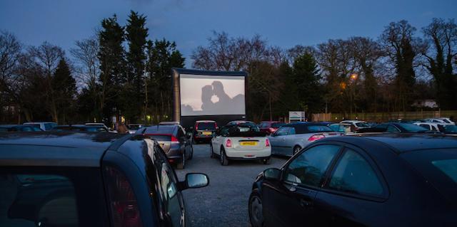 Cinema Under the Stars Americas Love Affair With Drive