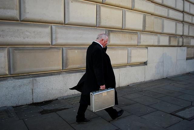 London Short Fiction: The Patient Banker
