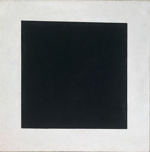 Black Square 1929 © State Tretyakov Gallery, Moscow