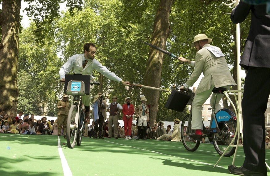 Pictures And News From The Chap Olympiad 2014