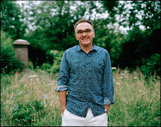 Danny Boyle - Image provided by Shuffle Festival.