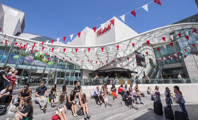77bee2d660 Shopping giant Westfield is joining the battle of the London postcode this  summer